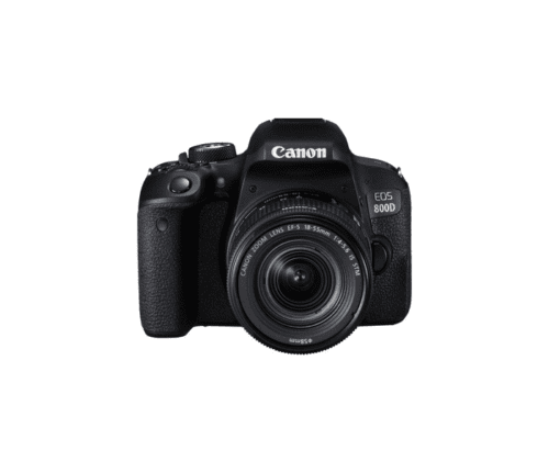Canon - EOS 800D + 18-55mm F/4-5.6 iS STM