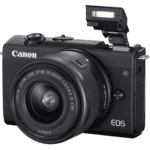 Canon - EOS M200+EF-M 3,5-6,3/15-45 mm IS STM zwart