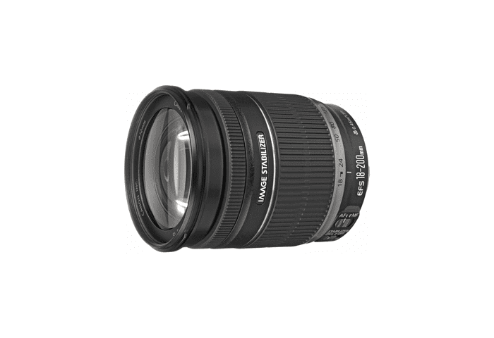 Canon - EF-S 18-200MM 1:3.5-5.6 IS