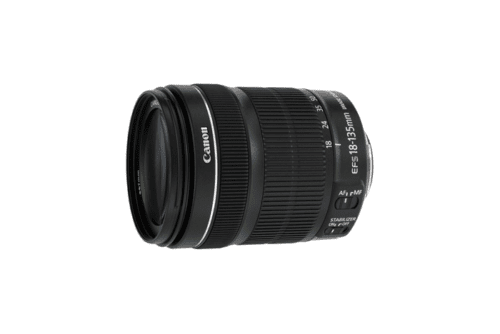 Canon - EF-S 18-135MM 1:3.5-5.6 IS STM